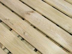 Mobilier de jardin & cailleboti bois
